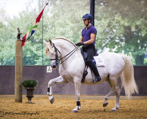 Bastiaan de Recht Dressage2learn